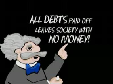 In Debt We Have Trusted, For over 300 years